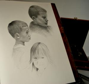 Drawing nearly finished